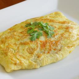 2x1 Omelette de Espinaca