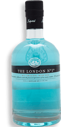 Ginebra The London Original Blue Botella 700 mL