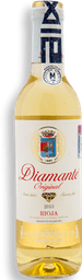 Vino Blanco Diamante Rioja Botella 375 mL