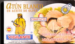 Atún Vigilante Blanco en Aceite de Oliva 115 g