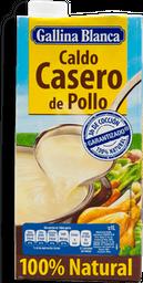 Caldo Gallina Blanca Casero de Pollo 1 L
