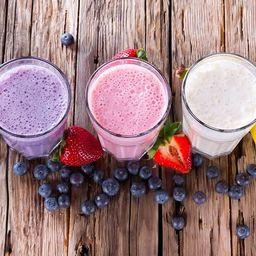 Fruit And Protein Shake