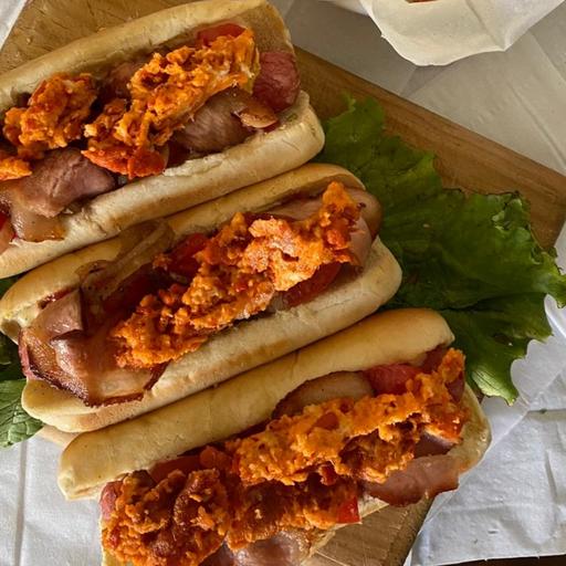 Hot Dog Atascado