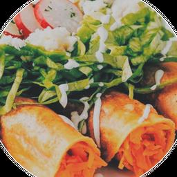 Tacos Dorados 3x2