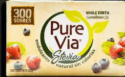 Endulzante Con Stevia