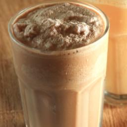 Frappe Latte Nutella