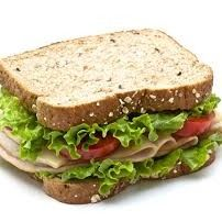Sándwich de Jamón de Pierna