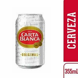 Carta Blanca 355 ml
