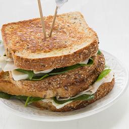 Keto Sandwich Pavo Panela