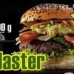 Hamburguesa Master