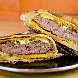 Duo Burritoburgers
