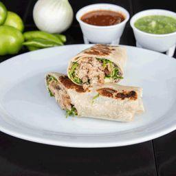 Burrito de Campechano
