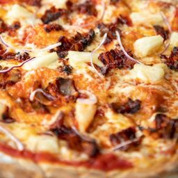 Pizza al Pastor