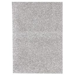 Papel Diamantado 21x30 cm Plata