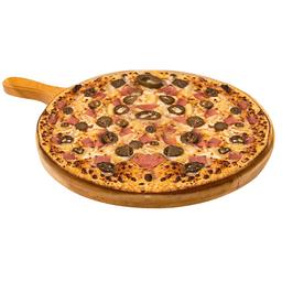 Pizza monstruo hawaiana x