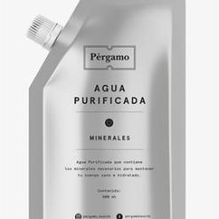 Agua Pérgamo 500 ml