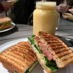 Combo Sándwich con Jugo Combinado