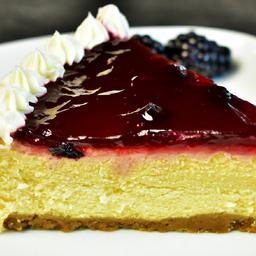 Chesscake con Blueberry