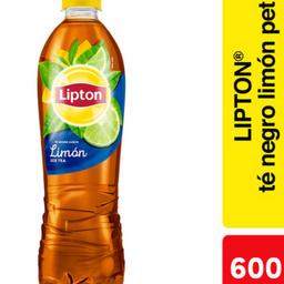 Lipton Té Negro Limón 600 ml