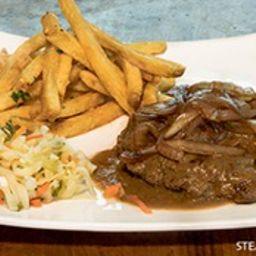 Steak de Hamburguesa