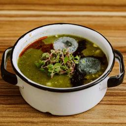 Sopa Chileatole