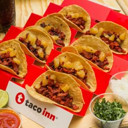 Combo 8 Tacos Pastor
