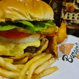 Arrachera Burger