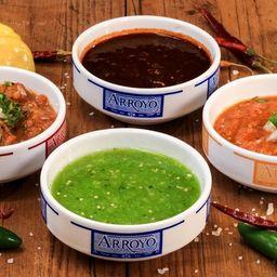 Salsas Arroyo Tradicionales