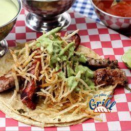 Tacos Top Sirloin y Chistorra Orden (3)