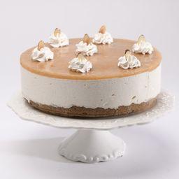 No-Bake Cheesecake de Guayaba