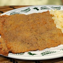 Milanesa de filete de res