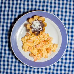 Huevos Chorizo