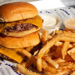Combo Individual Burger