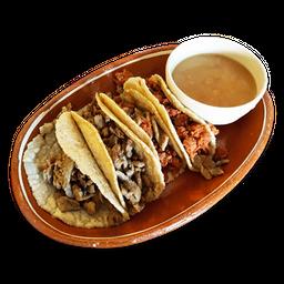 Orden Tacos Arrachera