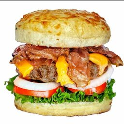 Hamburguesa Carzy Burger