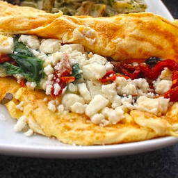 Omelette del Río