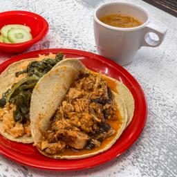 Taco de Cochinita Pibil