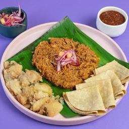 2x1 Tacos de Cochinita Pibil