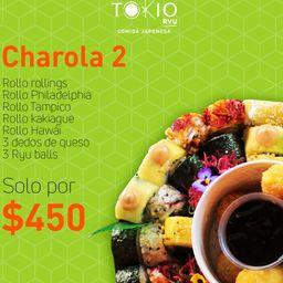 Charola 2: