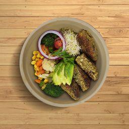 Combo Bowl Vegetariano