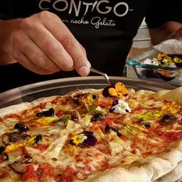 Pizza Stagioni Primavera