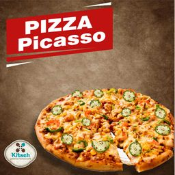 "Pizza Picasso ""Vegetariana"""
