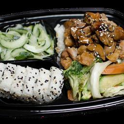Teriyaki 1/2 sushi