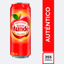 Sidral Mundet 330ml