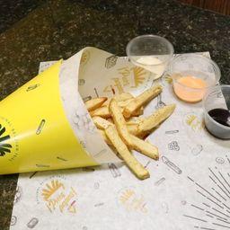 Belgian Fries - Chicas