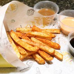Belgian Fries - Chicas Chili