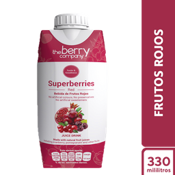 The Berry Company Red 330 ml