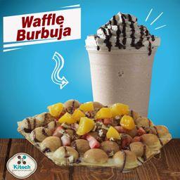 Arma tu Burbu Waffle