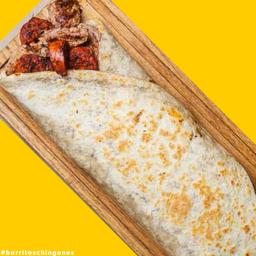Burrito Cortes Americanos