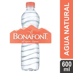 Bonafont 600 ml